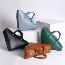 2018 Spring and Summer New Handheld Multi-use Fashion Single Shoulder Triangle Bags Soft Solid Messenger Elegant Leisure