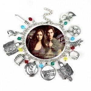 TV The Vampire Diaries Pendant