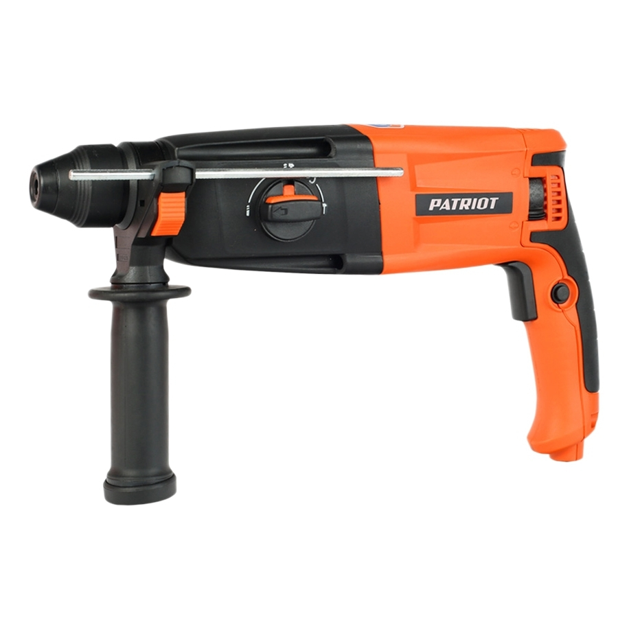 Hammer Drill electric PATRIOT RH 280 (Power 900 W, no load speed 900об/min, case) навигатор globusgps gl 900 power glonass blue