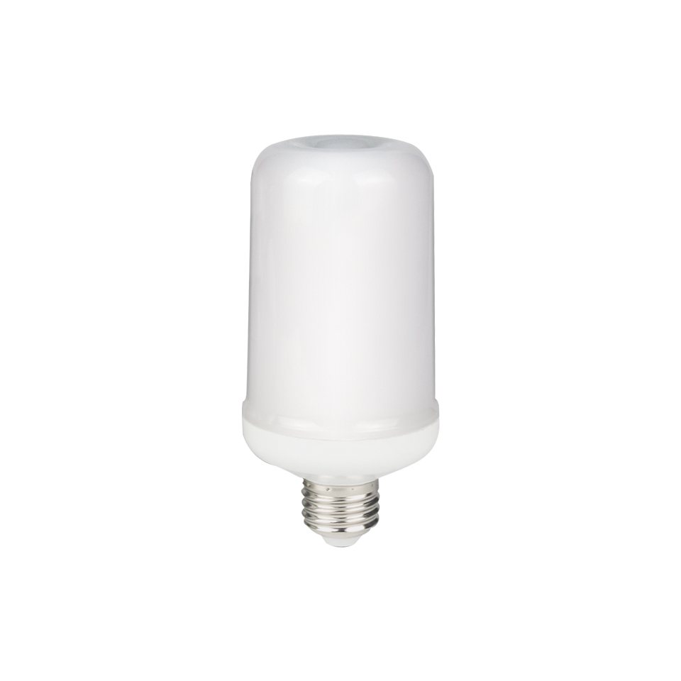 New E27 3528 SMD LED Flame Effect Fire Light Bulbs Flickering Emulation Decorative Lamps for living room, bar, hotel, garden 2pcs brand new high quality superb error free 5050 smd 360 degrees led backup reverse light bulbs t15 for jeep grand cherokee