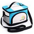 6 colors thermal leak-proof ice pack insulation cooler bag breast milk  insulatedrefrigerador portatil lunch bag for women men
