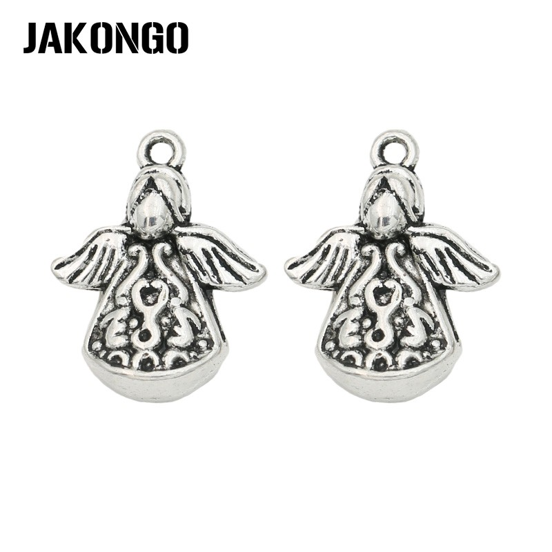 Beads Sensible Jakongo 40pcs Antique Silver Plated Owl Spacer Beads For Loose Beads Jewelry Making Accessories Diy Handmade Craft 3 Styles