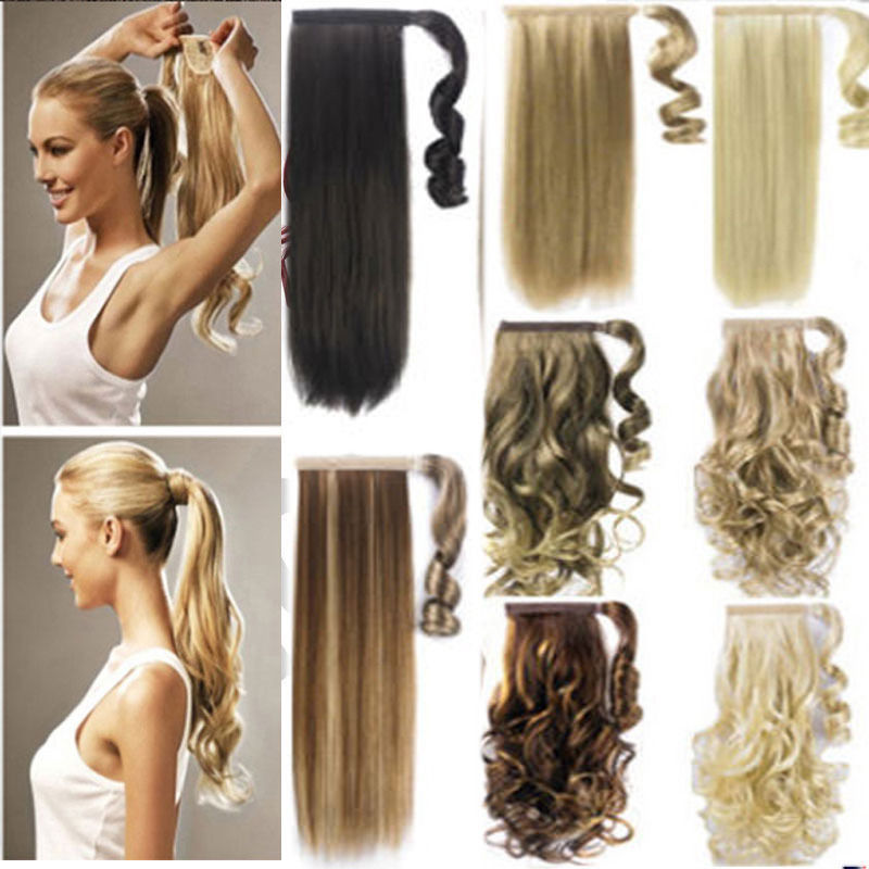 2326 synthetic hair long wavy clip in ribbon ponytail hair 2326 synthetic hair long wavy clip in ribbon ponytail hair extensions curly hairpiece fake hair pony tails ponytails hairpiece on aliexpress alibaba pmusecretfo Choice Image