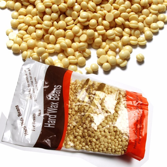 Depilatory Hard Wax Beans For Body and Face