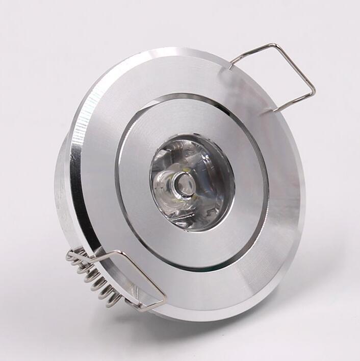 1W Мини диодты жарықдиодты дөңгелек - LED Жарықтандыру - фото 6