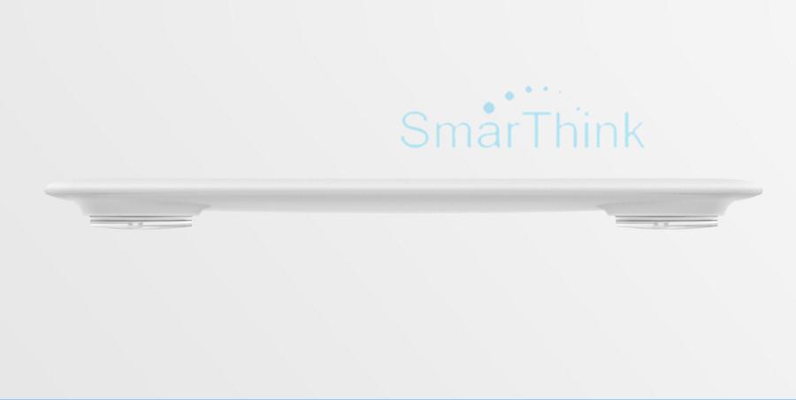 Nowy Oryginalny Xiaomi Mi Inteligentne Skala Tkanki Tłuszczowej Z Mifit APP i Składu ciała Monitor Z Ukrytym Wyświetlacz LED I Duże Stopy Pad 9