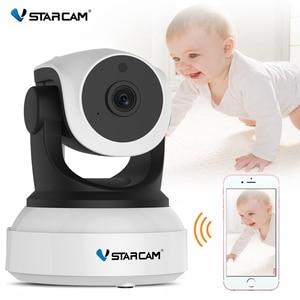 Vstarcam C7824WIP Baby Monitor wifi 2 way audio smart camera with motion detection Security IP Camera Wireless Baby Camera(China)