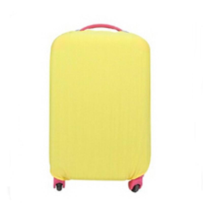 Mala de bagagem viagem capa protetora estiramento