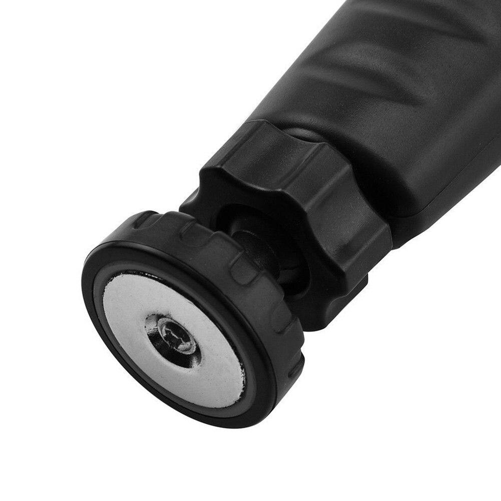 Christine Mini Multifunctional 10000 Lumen Rechargeable COB LED Slim Work Light Lamp Black