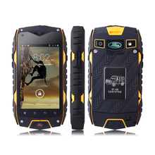 GuoPhone Z6 Phone IP68 MTK6572 Android 4.2 3G GPS AGPS 4.0 Inch Screen Shockproof Waterproof Smart Phone(China)