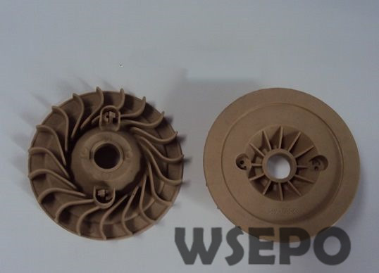 Chongqing Quality! Rotor&Stator Cooling Fan for 168F/GX160/GX200/170F Engine Powered 2KW/3KW Brush Generators chongqing quality lpg carburetor conversion kit fits 168f gx160 gx200 170f 2kw 3kw gas generator dual use carburetor