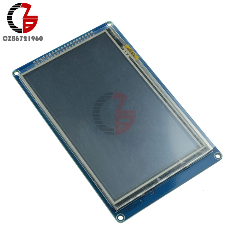 5.0 inch 5.0 800*480 TFT LCD Display Module SSD1963 Controller Board with Touch Panel SD card For ARDUINO 51/AVR/STM32