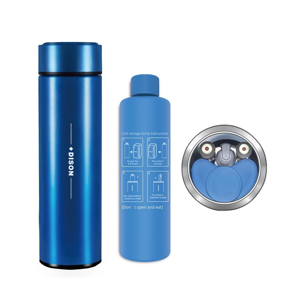 Dison Diabetes Bag Insulin Refrigerator Medicine Cooler Cup Portable Bag Insulin Cooler Box Insulin Cooling Bag