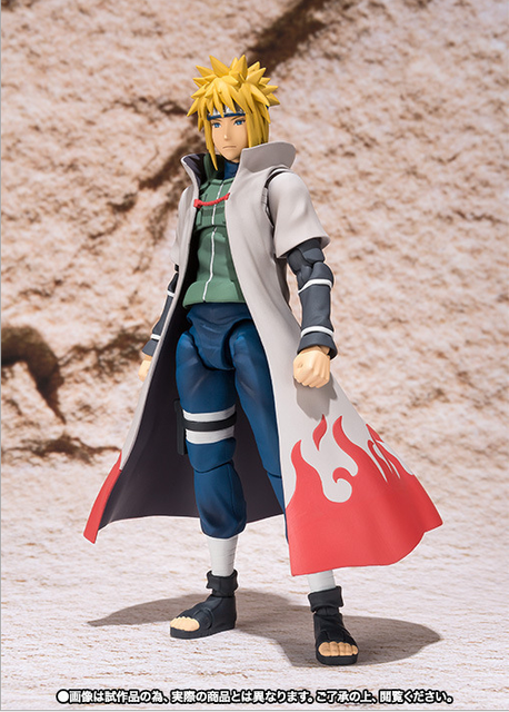 Naruto Namikaze Minato PVC Action Figure Collectible Model Toy