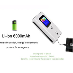 Image 5 - KuWFi 4G LTE راوتر لاسلكي 4G 5200mAH قوة البنك المحمولة واي فاي جهاز توجيه ببطاقة Sim فتحة دعم 10 مستخدمين