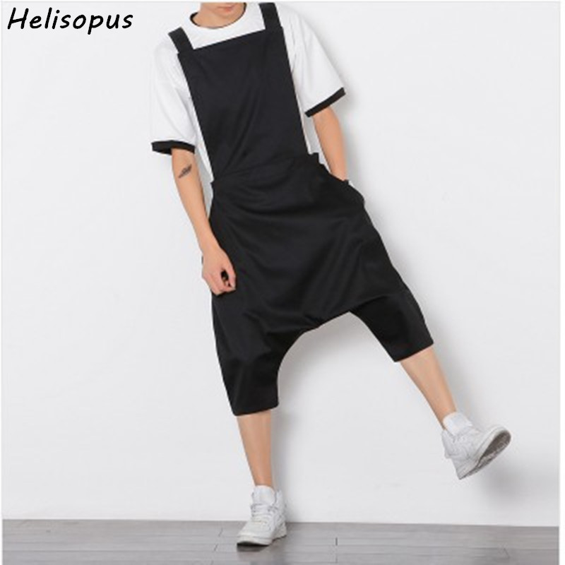 Feeding Sporting Summer Fashion Men Causal Hip-hop Short Sleeve Shirt Printed Cotton Casual Sports Jumpsuit Mens Rompers Boyfriend Party Overalls Mother & Kids