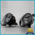 2 PCS Para VW Caddy EOS Tiguan Touran 2011 2012 2013 2014 2015 Nova Frente Halogênio luz de Nevoeiro Luz de Nevoeiro Com lâmpada