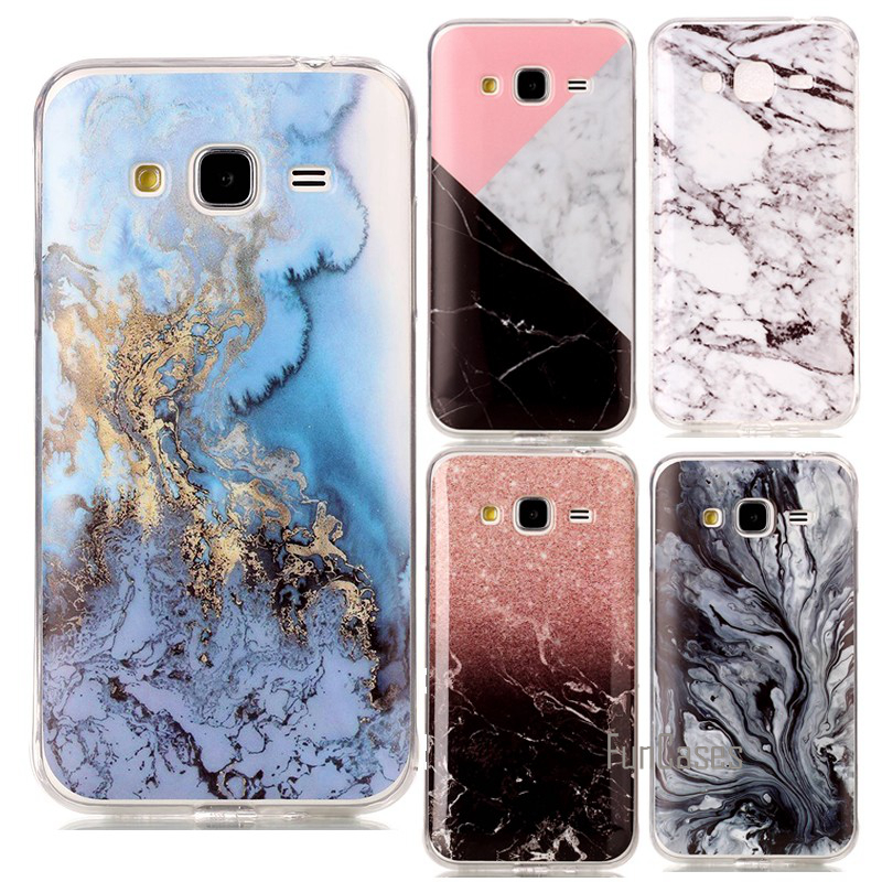 Phone Case For Samsung Galaxy <font><b>J3</b></font> <font><b>2016</b></font> 2015 J320FN Protector Cover Soft Silicone Cases Shell Capinha Etui Coque Carcasa Hoesje image