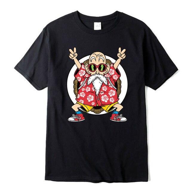 Cotton Tshirt Casual Dragon...