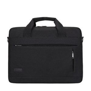 WENYUJH كبيرة قدرة حقيبة يد للحاسوب المحمول للرجال النساء السفر حقيبة تجارية (سابقا) دفتر حقيبة ل 14 15 بوصة ماك بوك برو Dell PC