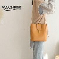 VENOF Широкие бретельки сумка мешок высший сорт Для женщин Сумка Дизайнерские Элегантные Дамы Белый сумка женские сумки bolsa feminina