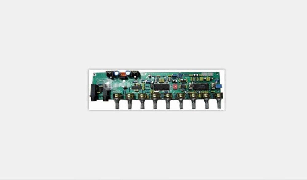 3D Assembled M65831+NE5532+LM4610 Karaoke pre-amplifier board dual 12V-15V