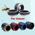Крепление Металл AF Автофокус Макрос Удлинитель Кольцо Адаптер Объектива для Canon EOS 1100D 700D 450D 70D DSLR Камеры Vs Viltrox DG-G