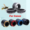Mount Metal AF Auto Focus Macro Extension Tube Ring Lens Adapter For Canon EOS 1100D 700D 450D 70D DSLR Cameras Vs Viltrox DG-G