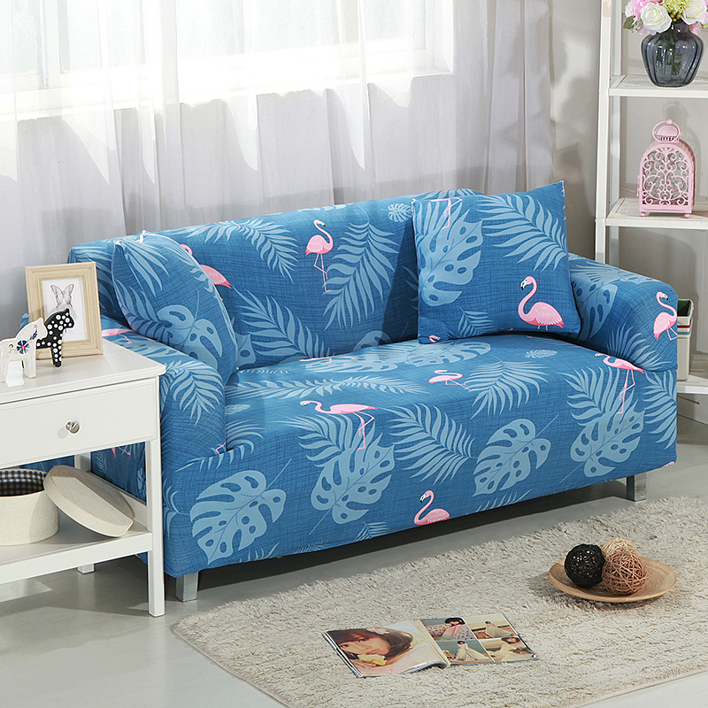 Custom stretch fabric sofa sets all-inclusive universal sofa cover ...