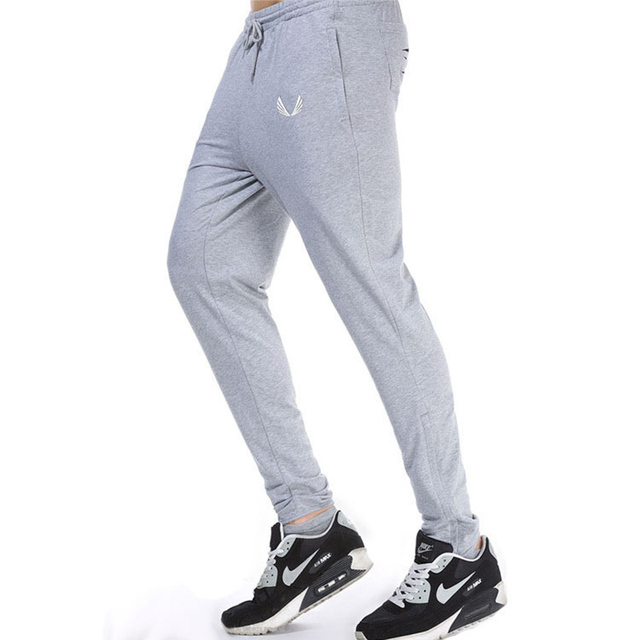 Men Pants 2016 New Spring Loose Tracksuit Letter Harem Pants Sweatpants Hiphop Trousers Masculina