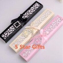 10PCS/LOT Luxurious Silk hand Fan in Elegant Gift Box