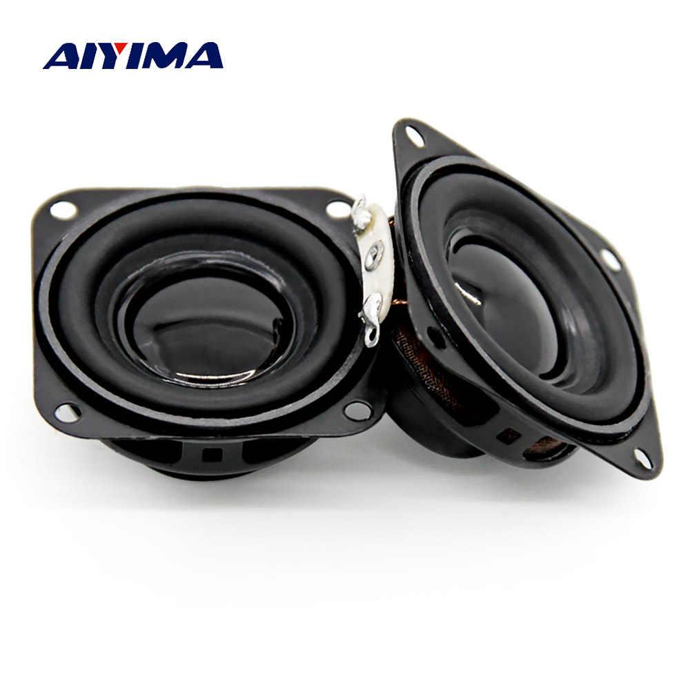 2pcs 45mm Altoparlanti multimediali Bass 5w 4ohm AUDIO SPEAKER AMPLIFICATORE zb59010