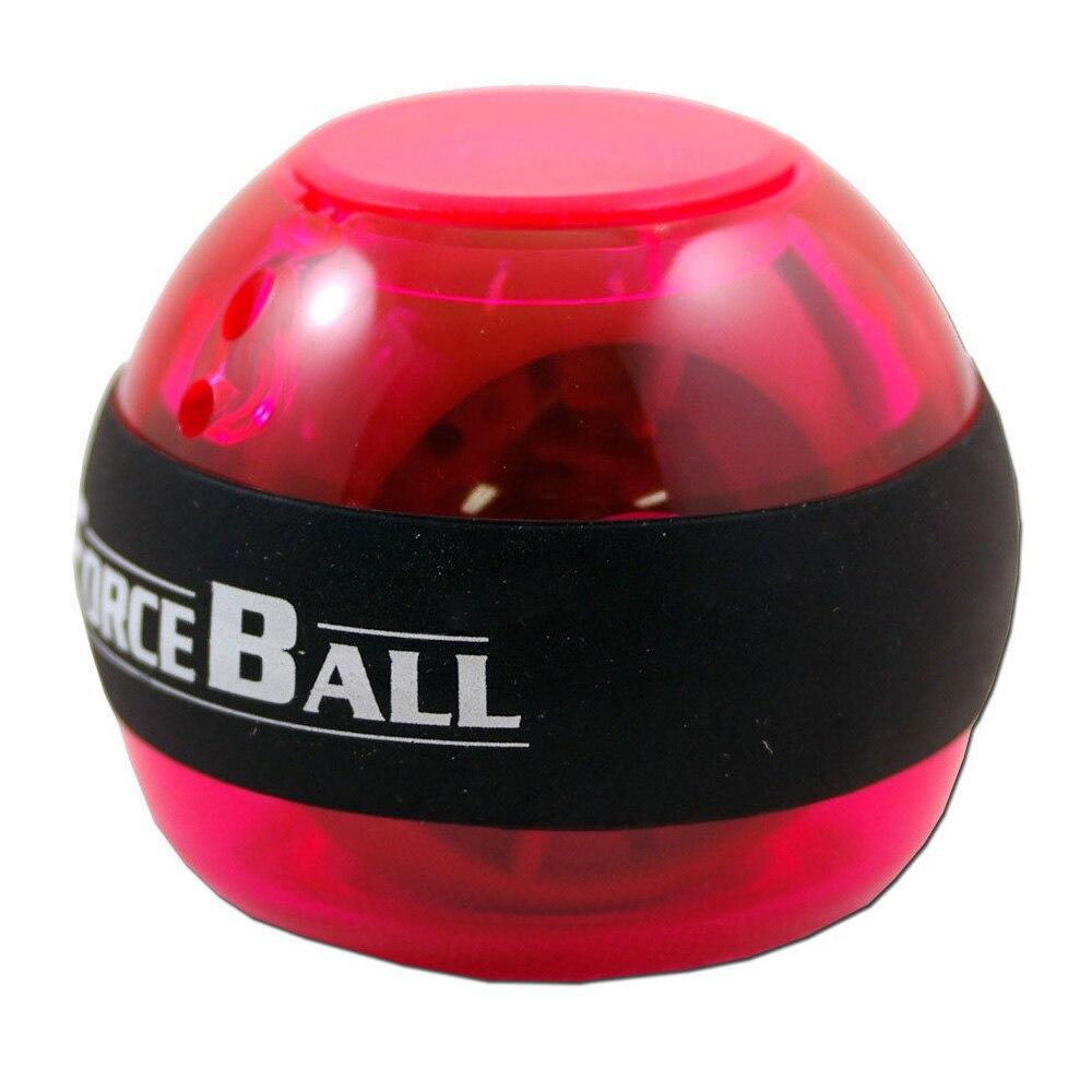 New Force Ball Power Gyroscope Wrist Ball Arm Exercise BallColor:Red