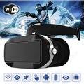 Бесплатная доставка! VR Виртуальная Реальность 3D Очки Гарнитуры Wi-Fi + Bluetooth Для Андроид Телефон