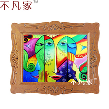 Wholesale 1:12 scale miniature classical Grand Abstract style  oil painting D-20 сабо grand style grand style gr025aweosv9
