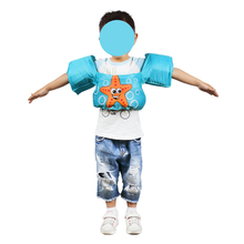 Baby Inflatable Arm Floating Swimming Vest for Chindren Kids Lifebuoy Boys Girls Swim Suit Trainer Swimming Pool Accessories