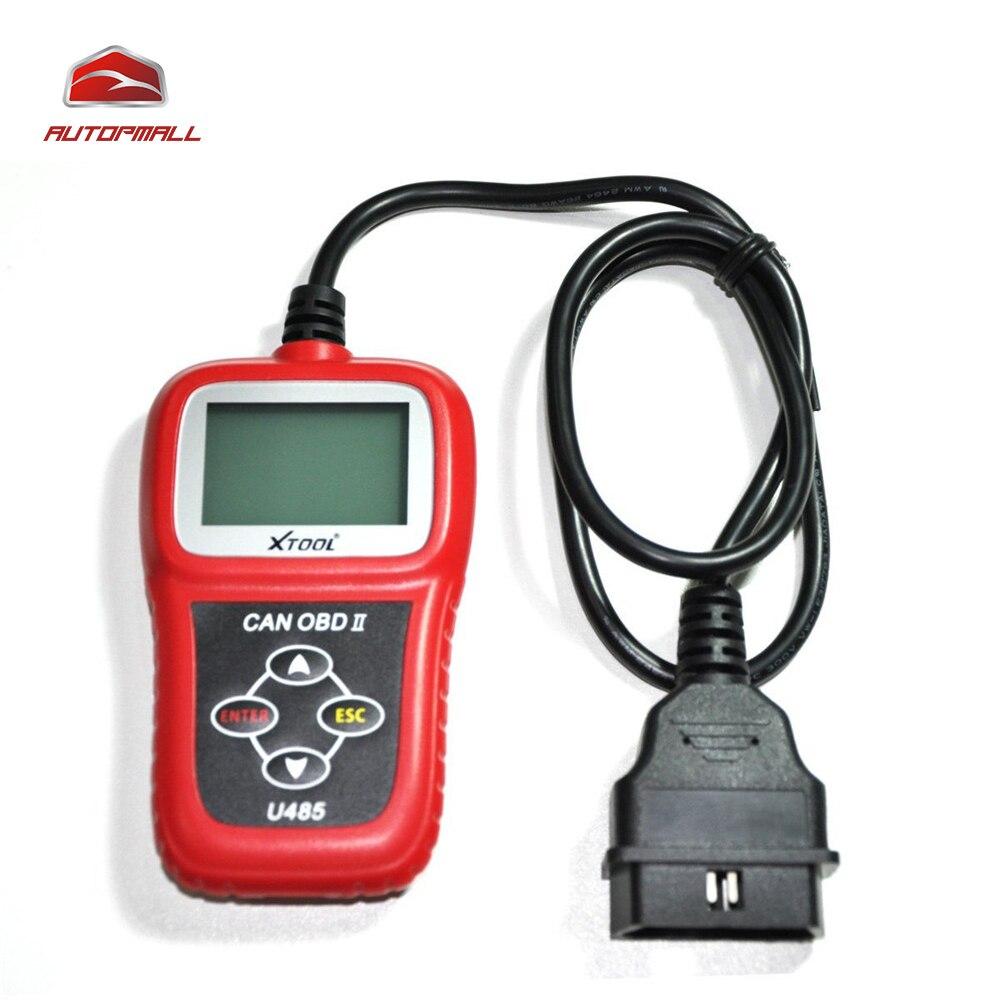 Clear Check Engine Light >> Car Code Reader Xtool U485 Obd Obdii Obd2 Eobd2 Auto