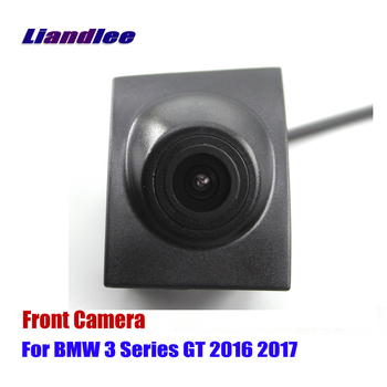 Car Front View Camera For BMW 3 Series F30 F31 F34 GT 2016 2017 /Not Fit G20 E46 E90 Car Front Camera Full HD CCD Accessories image