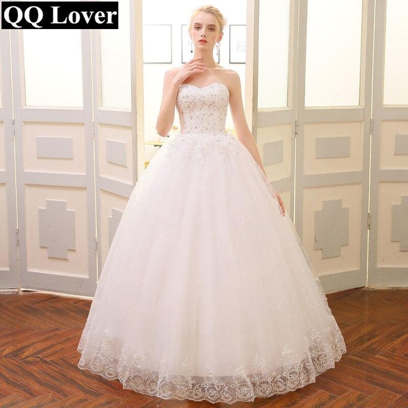2020 Real Photo Plus Size Vintage Lace Wedding Dresses Princess Vestido De Noiva Ball Gown Wedding Gown