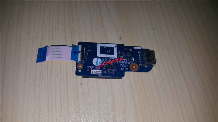 Clever Original Für Lenovo Thinkpad Edge E431 Kartenleser Usb Board Ns-a043 Vollständig Getestet