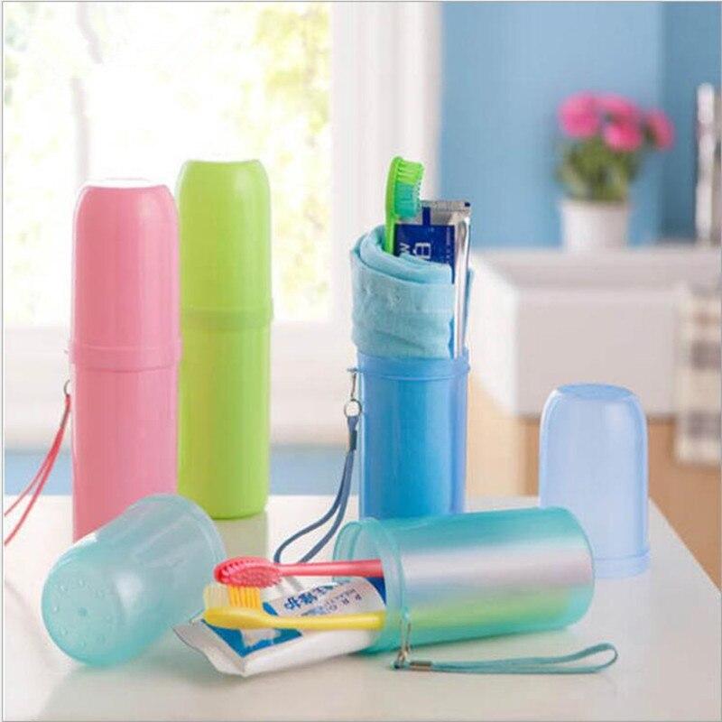 ビジネストラベル歯ブラシホルダー歯ブラシ歯磨き粉カップ旅行用品歯ブラシ歯ブラシボックス収納ボックス歯磨きボックス