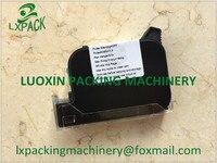 LX-PACK خرطوشة الحبر الأصلية ل lxp lxpc العروة حبر الطابعة الترميز بمناسبة حل الطباعة حبر جاف سريعة (أبيض)
