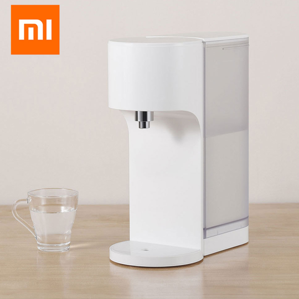 Xiaomi 4L Smart Instant Hot Water Dispenser Water-Quality Indes Baby Milk Partner Heater Drinking Water Kettle APP Control