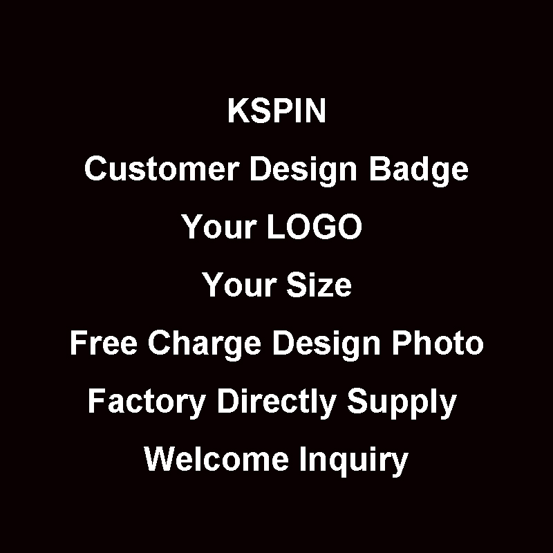 Customer Own Logo Badge All