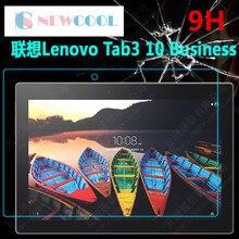2016 Nueva Tab3 10 pulgadas Protectora de la Tableta de Vidrio Templado Protector de Pantalla de Cine Para Lenovo TAB 3 10 tableta de Negocios