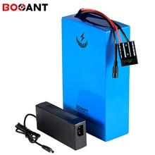BOOANT 48 В eBike батарея 20ah литиевая батарея 48 в 2000 Вт с 2A зарядным устройством Электрический велосипед батарея 48 В Встроенный BMS