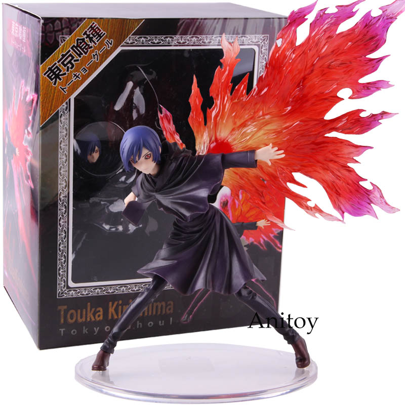 Hot Toy Anime Tokyo Ghoul Touka Kirishima Action Figure Collectible Model Toy For Kids Children Gift