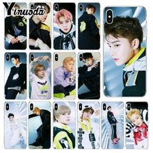 Yinuoda We are Superhuman Nct 127 Soft Silicone TPU Phone Cover for Apple iPhone 8 7 6 6S Plus X XS MAX 5 5S SE XR Cellphones