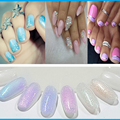 New Powder Dust Magic Glimmer Nail Art Decoration Tips DIY Mermaid Effect Glitter Nail Art  Women Magic Glimmer Powder
