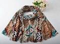 Za 2016, хлопок шелковый шарф, tiger stripe печати шаль, шарф, Мусульманский хиджаб, обертывания шали, британский стиль, геометрическая шарф, бандана
